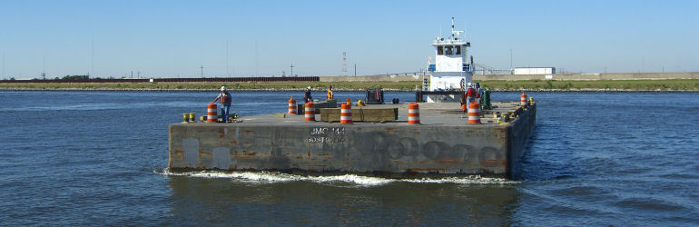 custom self propelled barge for sale on boats com http uk boats com ...: www.pic2fly.com/Barge+Ramp+Design.html